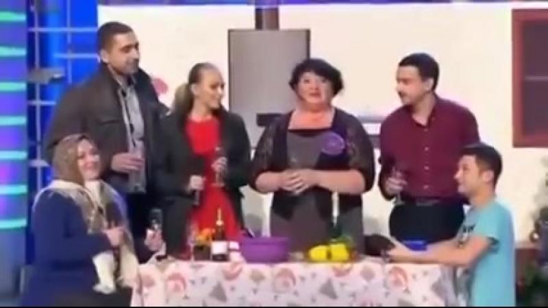 С новым годом Ольга Картункова КВН