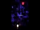 Gigi Hadid com Adriana Lima e Josephine Skriver em evento da Maybelline no NYFW hoje 8 de setembro