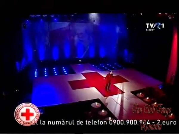 FUEGO - Inimă de mamă, inimă de tată (Gala Crucea Roşie, TVR 1)