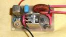 Обзор готового стабильного преобразователя напряжения инвертора на кварце сделанного своими руками