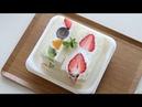[ENG CC] 색색의 과일이 콕콕 박힌 과일 샌드위치 : Fruit Sandwiches [아내의 식탁]