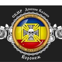 Логотип МО СКМР Don Cossacks Донские Казаки