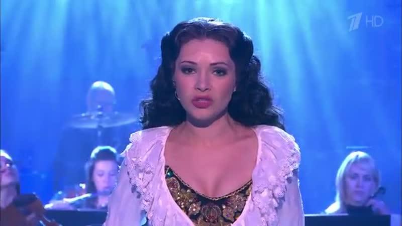 Елена Бахтиярова и Иван Ожогин - Дуэт Кристины и Призрака из мюзикла Призрак опе
