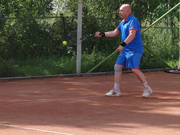Ветеранское первенство ТК «Чемпион» 2016 мужской одиночный разряд возраст «45+»
