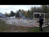 Всероссийский слет кадетов в Перми