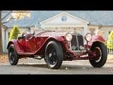 2015 Amelia Island - 1931 Alfa Romeo 6C 1750 Gran Sport Spider by Zagato
