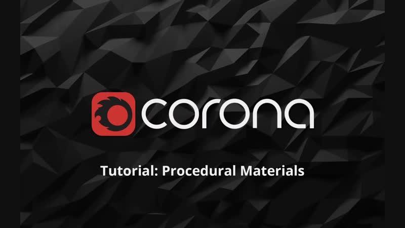 TUTORIAL - Процедурные материалы 2-3 - Камуфляжный металла с царапинами