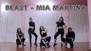 Beast - Mia Martina | Tham Nguyen Choreography | HeyStep Studio
