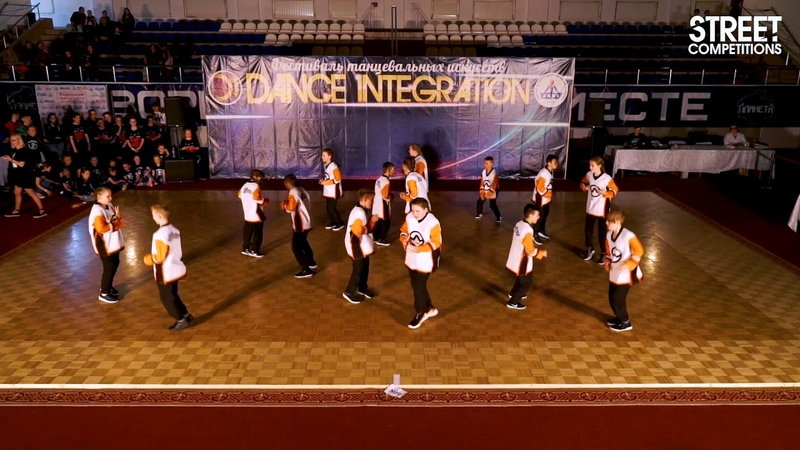 Dance Integration 2019 «Street Competitions» - 039 - ФУТЛУС, Ухта