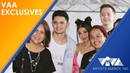 EXCLUSIVE | NEW YEAR'S EVE AT BGC WITH JAMES, NADINE, BRET AND SOFIA