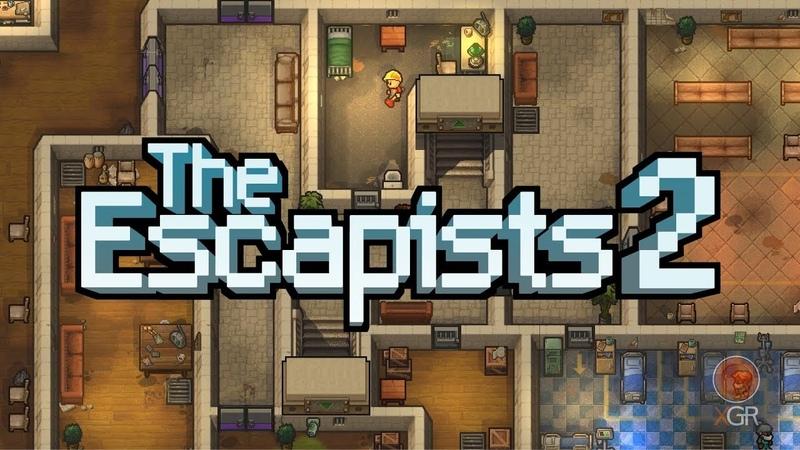 МНЕ НАДО ВЫЙТИ! ► The Escapists 2 |1|