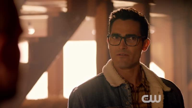 Супермен встречает Оливера и Барри