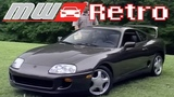 1993 Toyota Supra Turbo  Retro Review