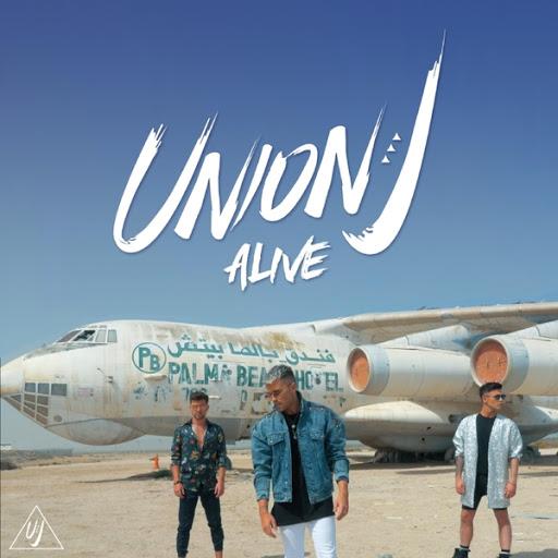 Union J альбом Alive (Semark Epic Remix)