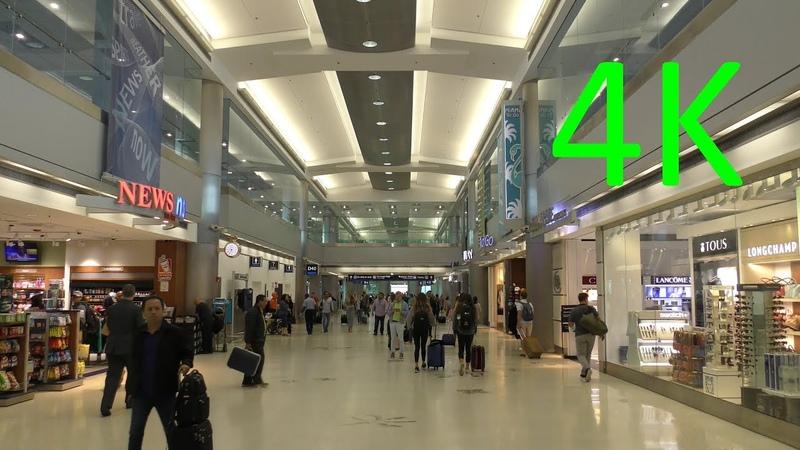 A 4K Tour of Miami International Airport (MIA)