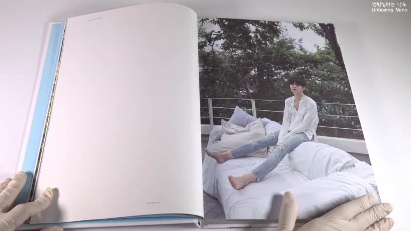 권현빈 화보집(시즌북) 언박싱 KWON HYUN BIN, 1ST SEASON BOOK IN SUMMER Unboxing