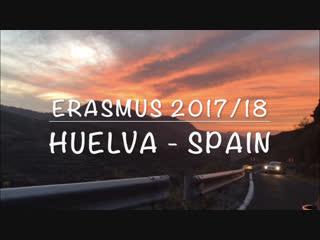 Erasmus spain 17-18
