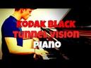Kodak Black - Tunnel Vision Tishler Piano Cover