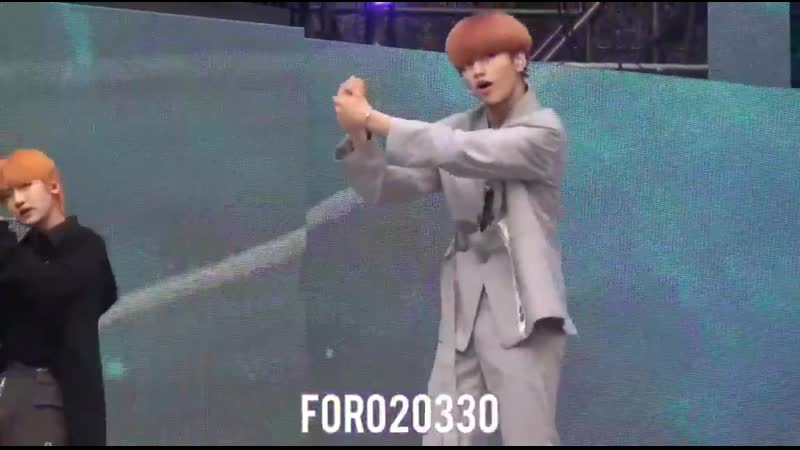 [fancam] 190518 Remix Ver. CAM PREVIEW - 1THE9 The Story (JUNG JINSUNG )