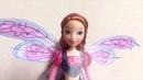 Winx Club Bloom Doll Transformations