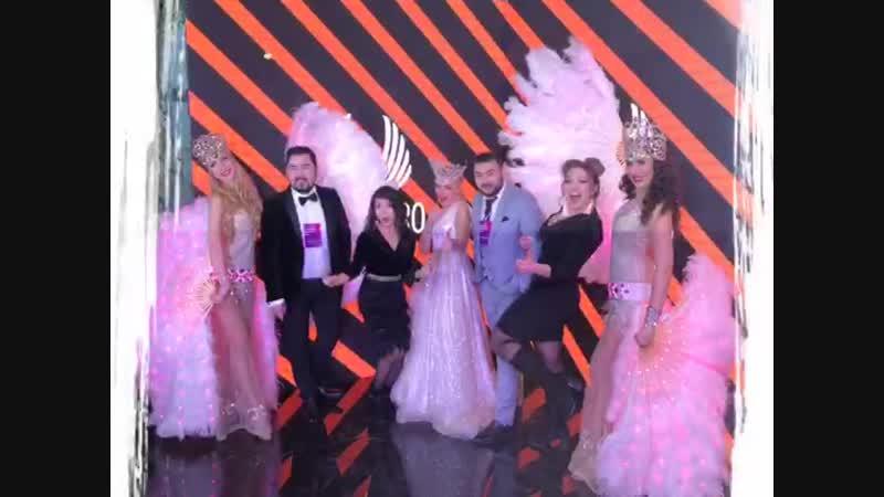 Театр Танца Великолепный Век на выставке Wedding weekend 2019