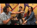 Ayushmann Khurrana Tabu on their thriller directed by Sriram Raghavan - 'Andha