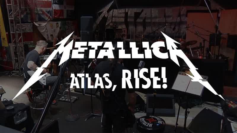 Metallica - Atlas, Rise! (2016) (Official Video)