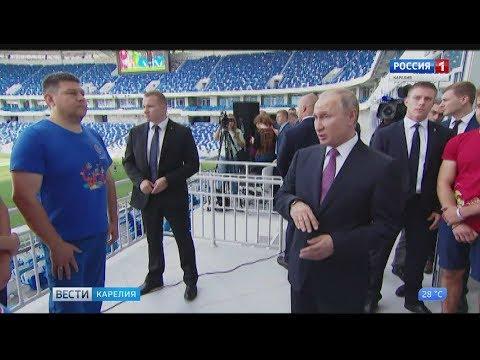 Путин впервые публично высказался о возможных изменениях пенсионного законодательства