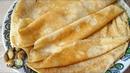 БЛИНЧИКИ ИЗ ЦЕЛЬНОЗЕРНОВОЙ МУКИ/Whole-wheat Crepes