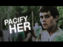 Newt thomas [ teresa] | pacify her