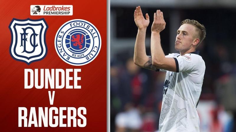 Dundee 1-1 Rangers | Gerrard's Side Held By Ten Men At Dens | Ladbrokes Premiership