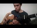 Aikko feat otnose - УБЕГАЙ кавер на гитаре. Айко