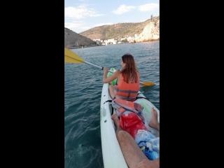 #RS Балаклава , отдых , каяки , море , красота