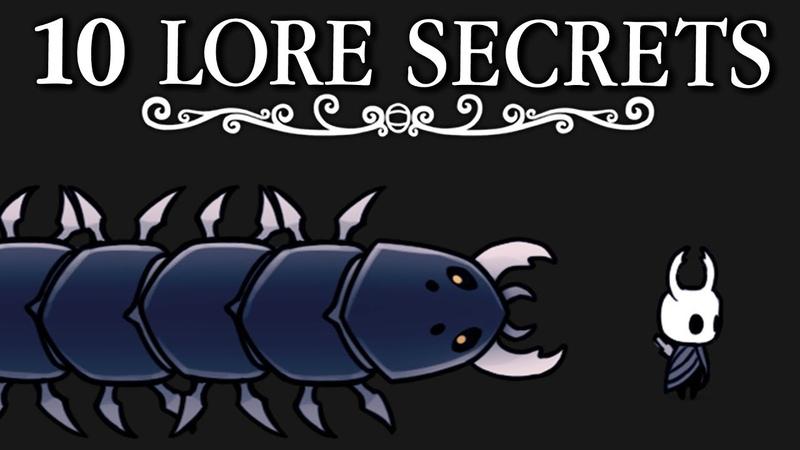 Hollow Knight Lore ► 10 Interesting Secrets Explained