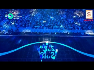 180830 NCT 127 - Intro + TOUCH @ Soribada K-Music Awards 2018