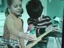 Старая реклама Плей До 1973 Kenner Play Doh Pumper No 9 toy TV commercial