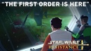 The First Order is Here Station Theta Black Preview Star Wars Resistance