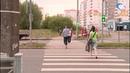 На улице Державина возле микрорайона Ивушки появился светофор