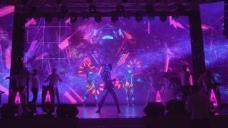 Световое, флаговое и барабанное шоу   Театр «БезГраниц» и DrumTime   TOP13SPB