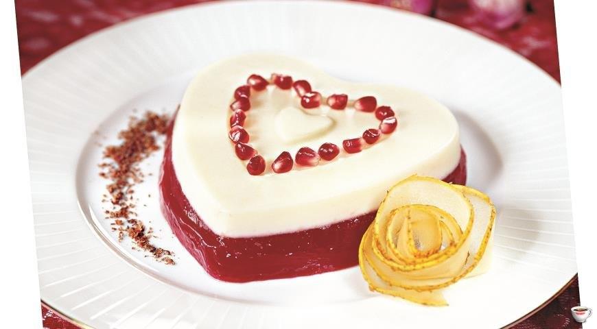 Лучшие рецепты десертов на романтический ужин