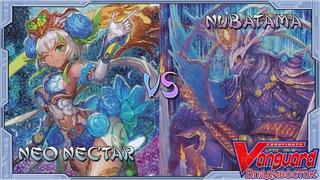 01: Cardfight!! Vanguard   Турнир G-standard   Nubatama vs Neo Nectar