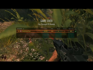 This is why monkey's are the best thing Treyarch has ever put into zombies. Black Ops 3 zombies