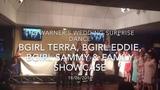 Bgirl Eddie, Bgirl Terra, Bgirl Sammy &amp Family Wedding Dance Showcase
