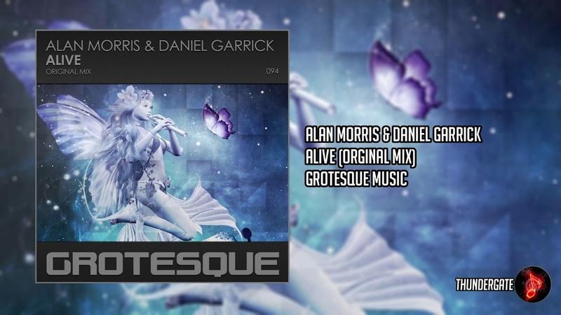 Alan Morris Daniel Garrick – Alive (Extended Mix)
