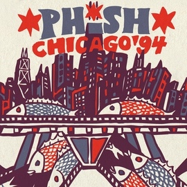 Phish альбом Phish: Chicago '94