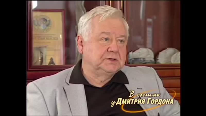 Табаков_ Во МХАТе были пьянь, срач и воровство, а в зале – 40 процентов зрителеи