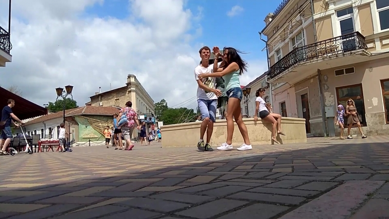 Задание 1 - Феодосия - Сергей и Ирина