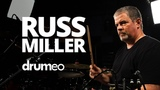 Russ Miller: Becoming A Musician, Not Just A Drummer (FULL DRUM LESSON)
