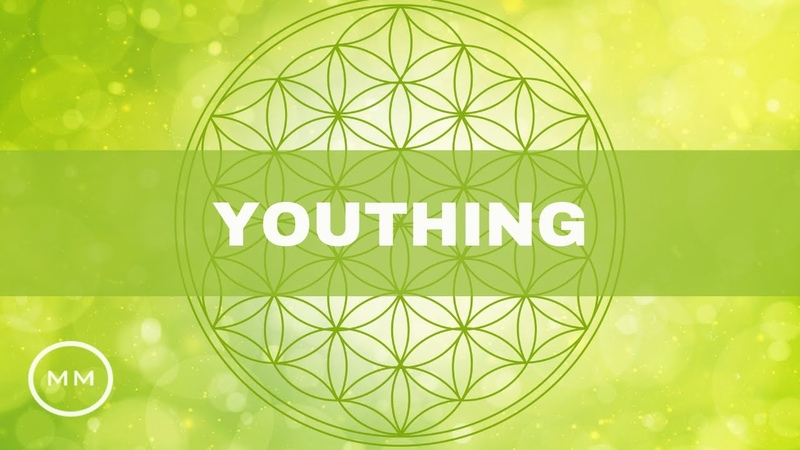 Youthing - Anti-Aging / Cellular Regeneration - Binaural Beats - Meditation Music