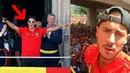 Hazard leads Belgium welcome home to third place World Cup
